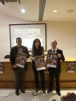 Megaxove 2011 - Salón da Xuventude
