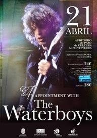 The Waterboys en Pontevedra