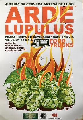 ARDE LUPULUS