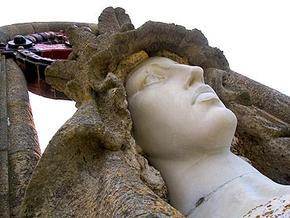 Virxe da Rocha, romaría campestre en Baiona