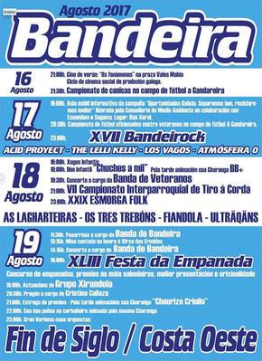 FESTA DA EMPANADA DE BANDEIRA (Silleda)