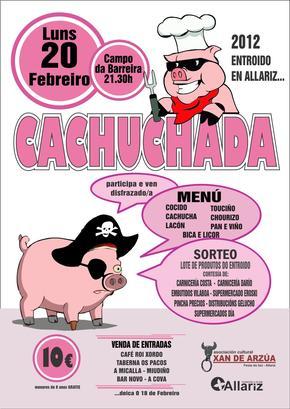 Cachuchada en Allariz