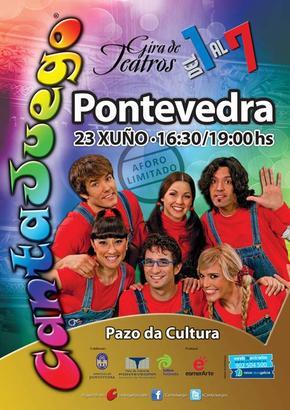 CANTAJUEGO EN PONTEVEDRA