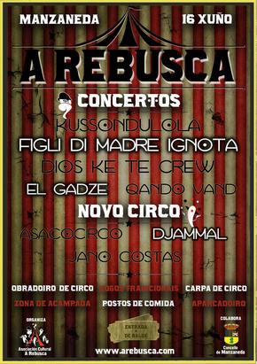 Festival A Rebusca