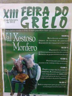 XIII FEIRA DO GRELO