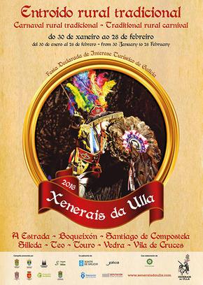 Xenerais da Ulla en Merza (Vila de Cruces)