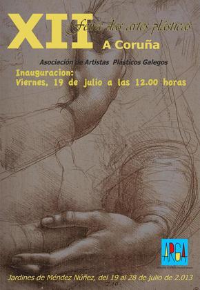 XII Feira das Artes Plásticas de A Coruña