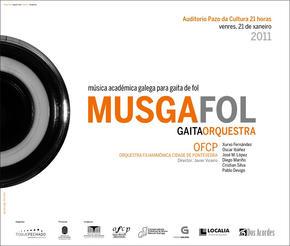 MUSGAFOL: Gaita e Orquestra