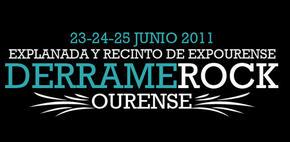 XVI edición do Festival Derrame Rock en Ourense