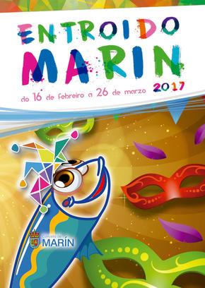 Entroido en Marín