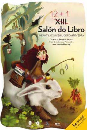 12+1 SALÓN DO LIBRO INFANTIL E XUVENIL DE PONTEVEDRA