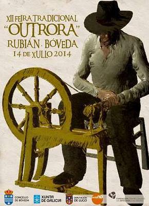 """XIV Feira Tradicional de Rubián """"OUTRORA"""""""