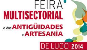 FERIA MULTISECTORIAL y DE ARTESANÍA de LUGO