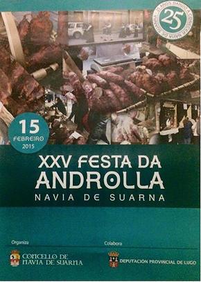 XXI FESTA DA ANDROLLA EN NAVIA DE SUARNA