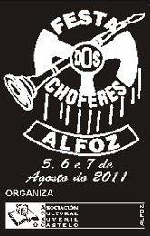 FESTA DOS CHÓFERES EN ALFOZ