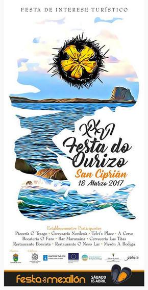 FESTA DO OURIZO en San Ciprián