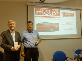 """I SALÓN DEL AUTOMÓVIL DE OURENSE:  """"Ourensemotor 2011"""""""