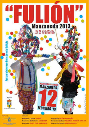 Fulión Tradicional do Entroido de Manzaneda