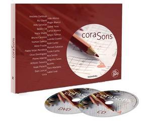 CORASONS, novo libro-cd-dvd de KALANDRAKA. Presentación en CULTURGAL