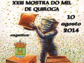 XXIII Mostra do Mel de Quiroga 2014