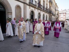SOLEMNIDADES DEL SANTÍSIMO CUERPO Y SANGRE DE CRISTO, CORPUS LUCENSE