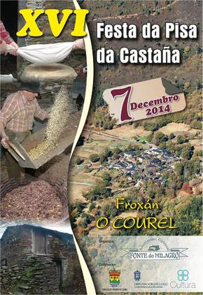 Festa da Pisa da Castaña