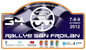 RALLYE SAN FROILÁN DE LUGO