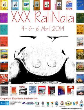 """Rallye Ría de Noia   """" RaliNoia """""""