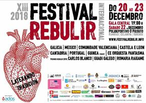 """Festival de Música Tradicional """"Rebulir"""""""