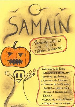 Festa do Samaín en Arbo