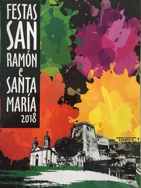 FESTAS DE SAN RAMÓN E SANTA MARÍA EN VILALBA