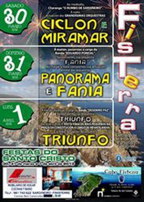 ROMERÍA DEL SANTO CRISTO - FISTERRA (A CORUÑA)