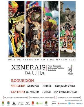Xenerais da Ulla en Santiago de Compostela