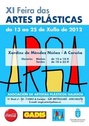 XI FEIRA DAS ARTES PLASTICAS DA CORUÑA